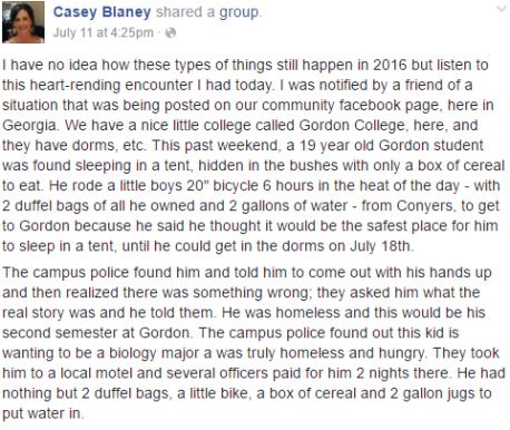 Casey Blaney